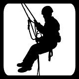 """Résultat de recherche d'images pour """"cordiste logo"""""""